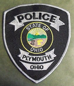 Plymouth Ohio Police