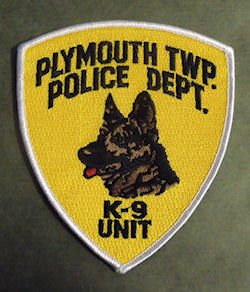 Plymouth Township PA K-9 Unit