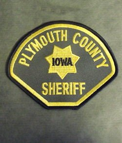 Plymouth County IA Sheriff