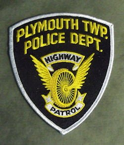 Plymouth Township PA Highway Patrol