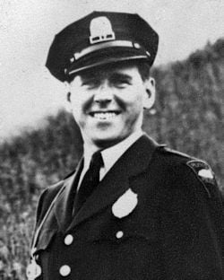 Officer George Bell EOW: June 29, 1946
