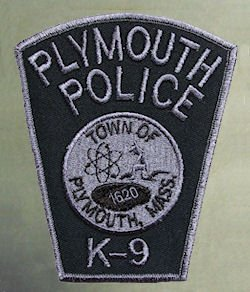 Current Patch Worn by Officers