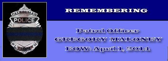 Gregory Maloney Memorial Header