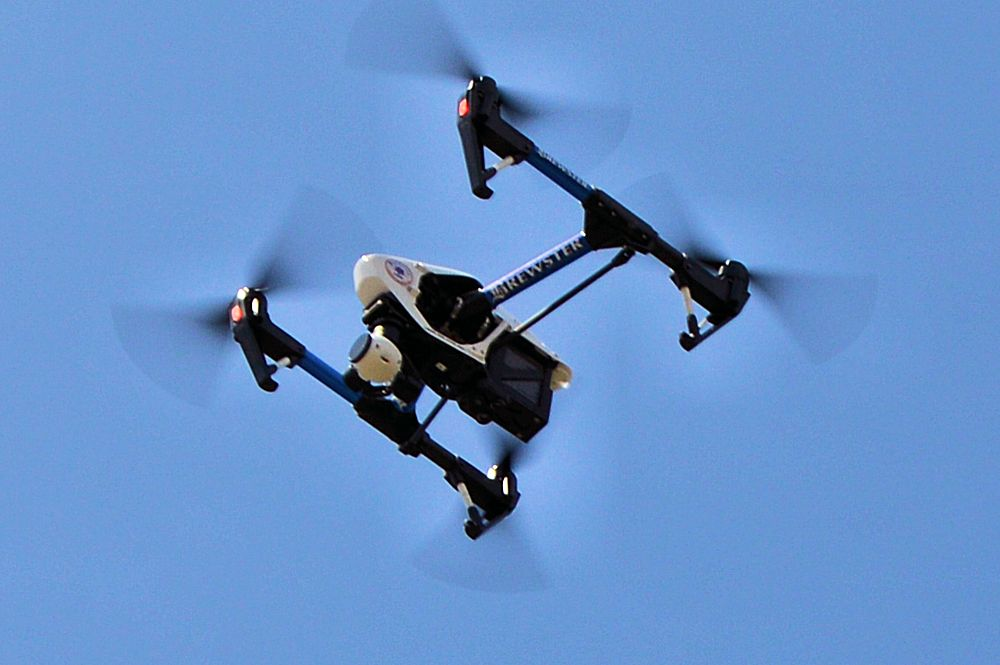Brewster Ambulance Drone Gains Altitude