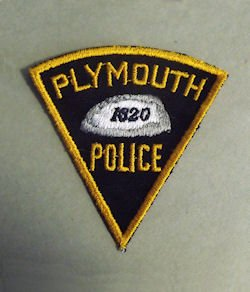 Plymouth Police Patches United States | Plymouth Police Department
