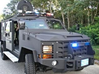 Special Response Vehicle