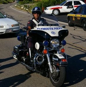 Officer Gregory Maloney Plymouth Police Department