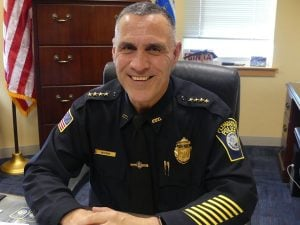 Chief Michael Botieri