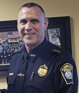 Chief Michael Botieri - Plymouth MA PD