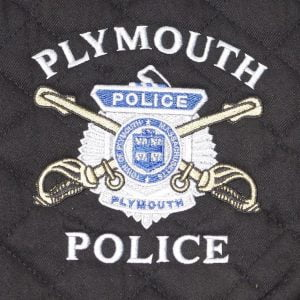 Plymouth Police Mounted unit Logo