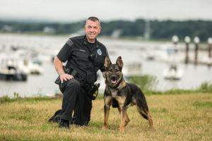 K-9 Nico - Officer Larson